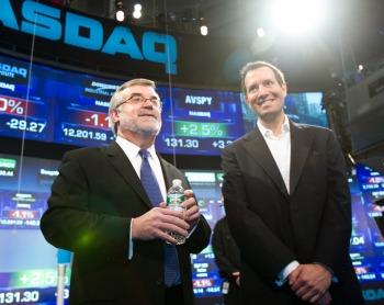 Bob Whaley and Jacob Sagi