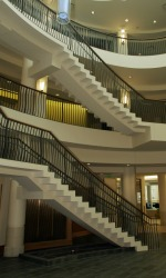 Stairs at The Commons