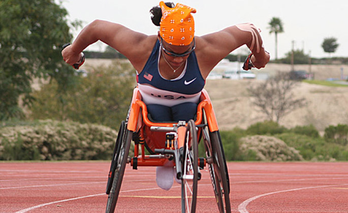 Forber-Pratt earned two bronze medals after participating in the 2008 Paralympic Games in Beijing, China, and the 2012 Paralympic Games in London