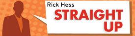 Rick Hess straight up 2
