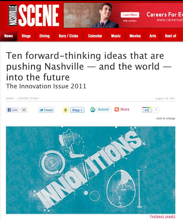 Scene 2011 Innovations