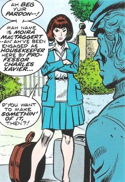 Moira MacTaggert
