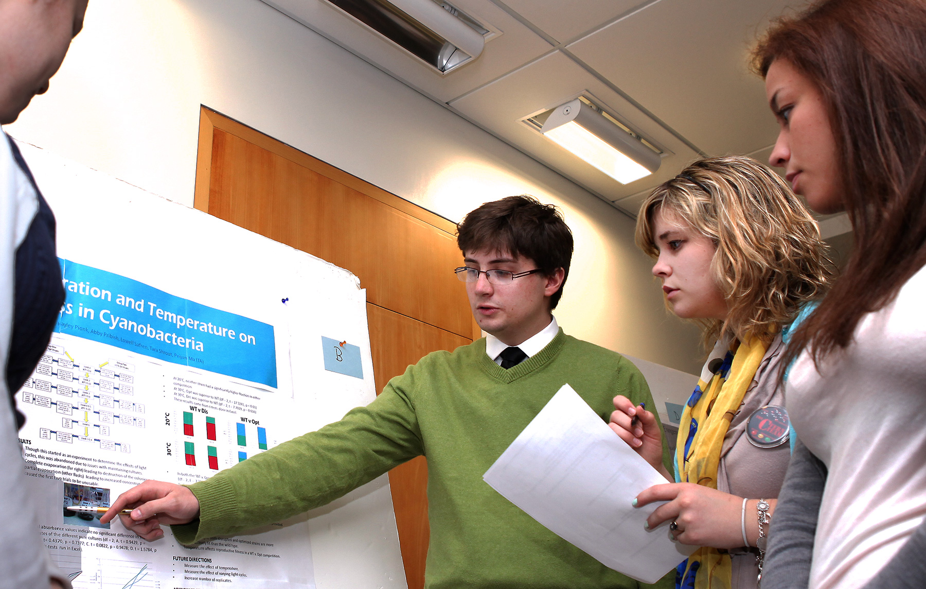 BSC 111c poster session