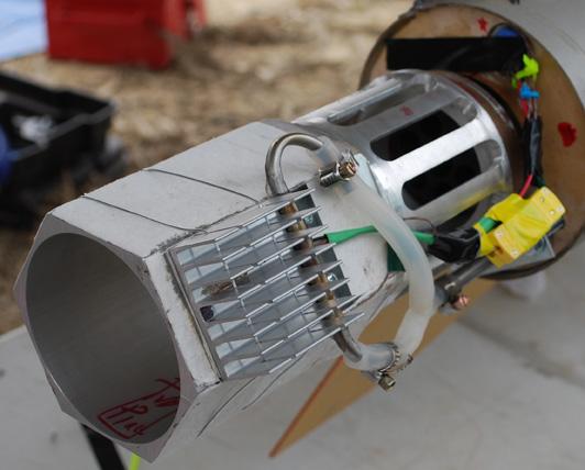 Thermoelectric-generator-