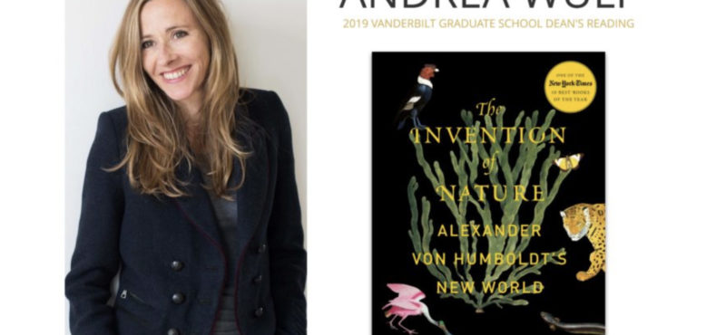 Photo for Graduate School presents author Andrea Wulf April 29