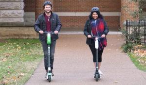 Learn to use electric scooters safely at free VU class April 27