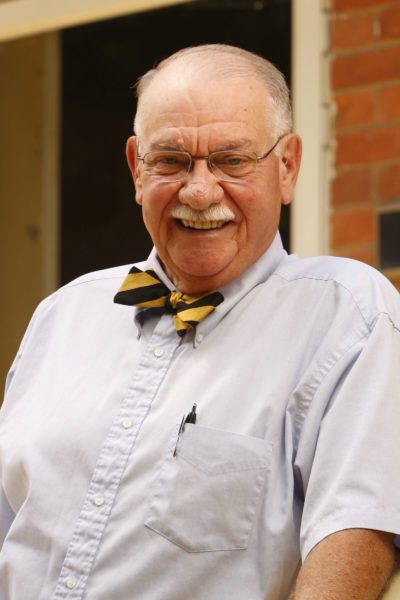 K.C. Potter smiling (Vanderbilt University/John Russell)