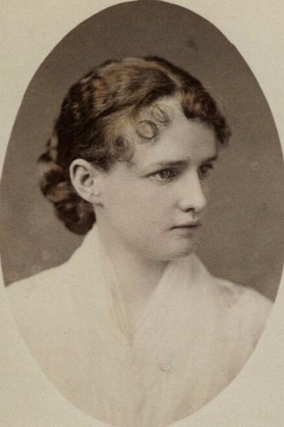 Kate Lupton in a portrait (Courtesy of Vanderbilt University Special Collections and University Archives)