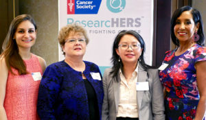 Nursing professor named American Cancer Society ResearcHERS Ambassador