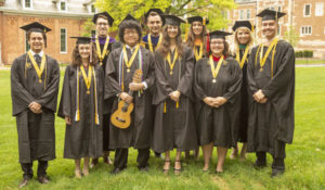 Vanderbilt honors Class of 2019 Founder's Medalists