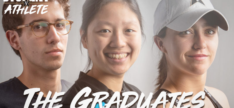 Photo for Student Athlete: The Graduates