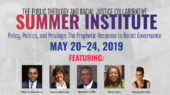 'Policy, Politics, Privilege' focus of Summer Institute at Vanderbilt May 20–24