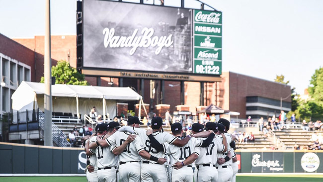 Photo for Baseball opens SEC Tournament play today