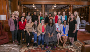Women's Center and American Studies Program partner to amplify thought leadership among women and underrepresented groups