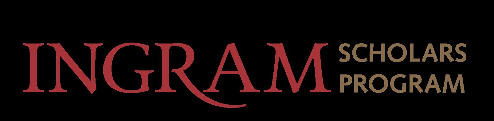 logo Ingram Scholar Program