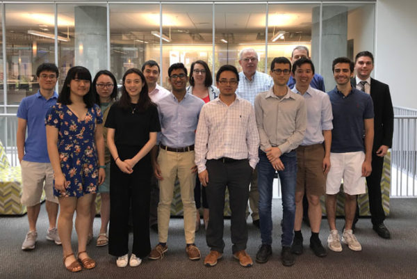 The Data Science Institute Summer Research Program aims to engage students who are interested in data science-related research with Vanderbilt faculty. (Vanderbilt University)