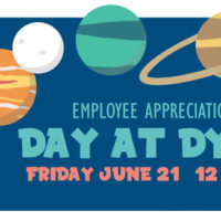 Employee Appreciation's Day at Dyer Observatory is scheduled for June 21.