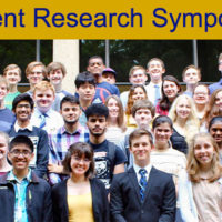 Save the date for the annual Center for Science Outreach High School Student Research Symposium, set for Wednesday, July 10.