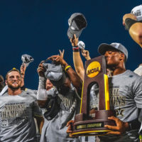 The Vanderbilt Commodore baseball team is the 2019 College World Series champions. (Vanderbilt University)