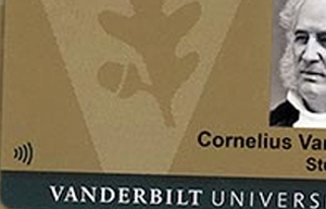 """Be sure to bring your gold Vanderbilt University ID card with the """"iclass"""" symbol in the lower left corner to Vandy Chills to receive a free frozen treat."""
