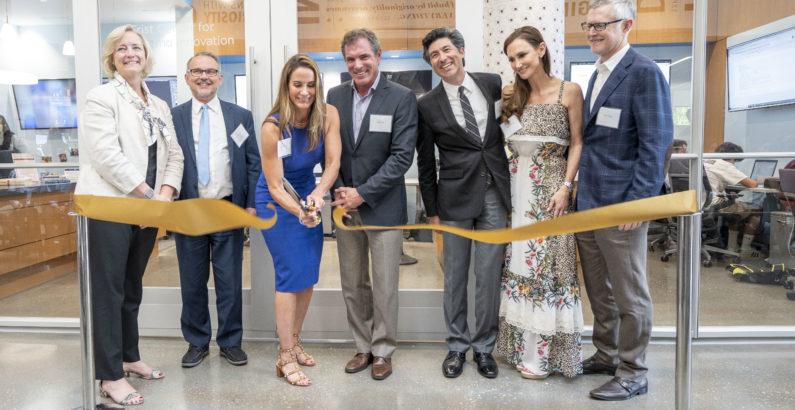 Vanderbilt celebrates opening of Frist Center for Autism and Innovation