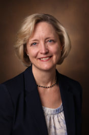 headshot of Provost Susan R. Wente
