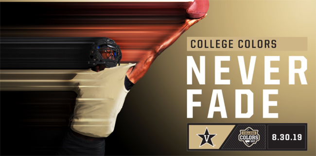 College Colors Never Fade (College Colors Day 2020)