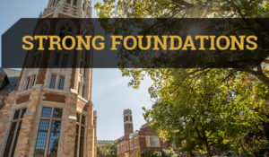 'Strong Foundations' reports Vanderbilt's rise as a top U.S. research university