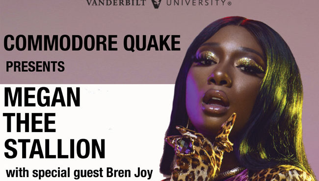 Photo for 2019 Commodore Quake to feature Megan Thee Stallion, Bren Joy; tickets on sale Aug. 23