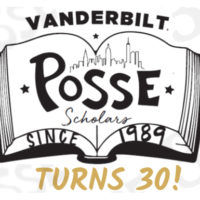 Vanderbilt POSSE Scholars program turns 30