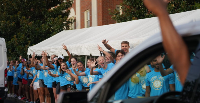 Celebrate Vanderbilt Move-In 2019 at The Ingram Commons