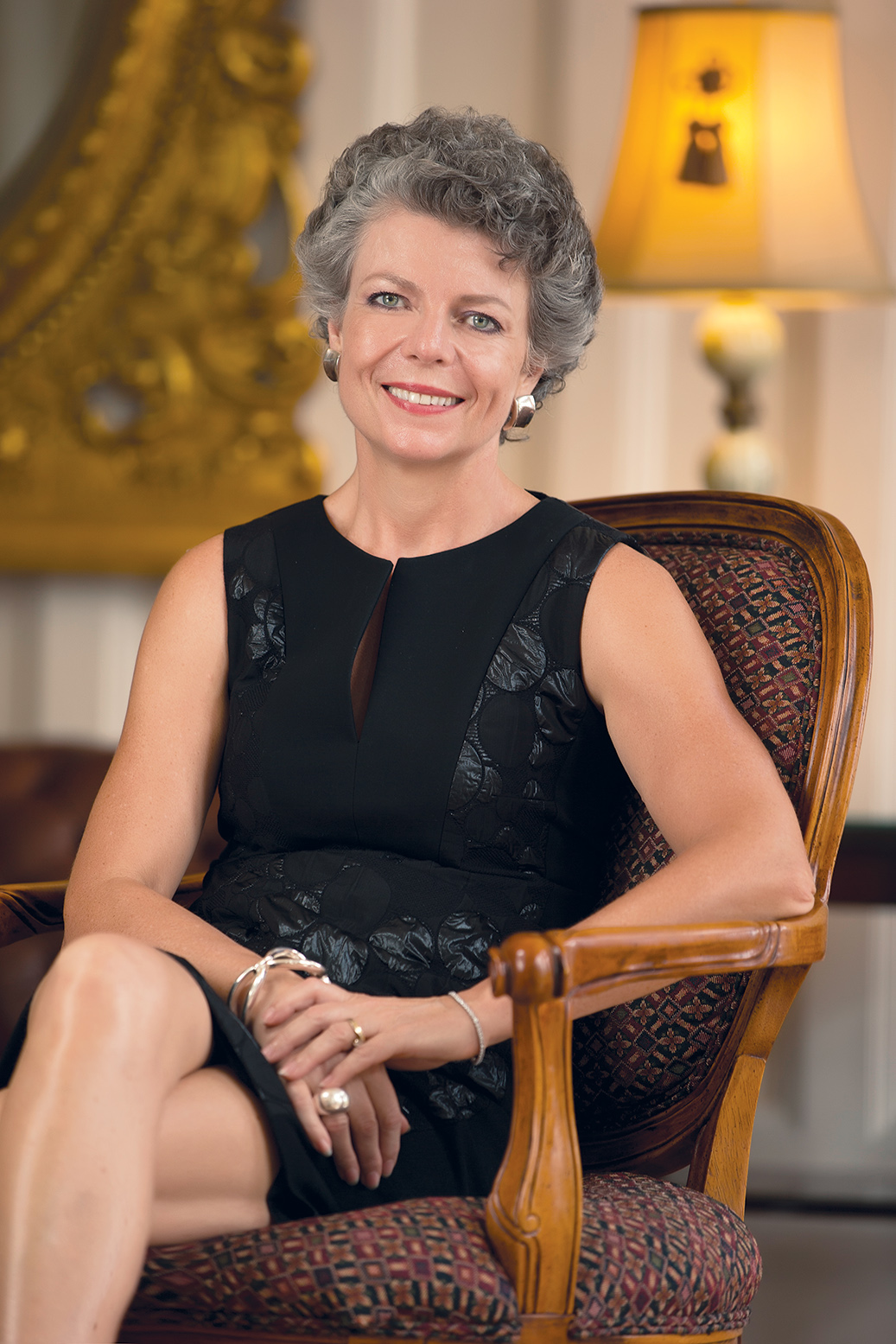 headshot of Peabody College Dean Camilla P. Benbow