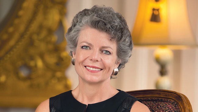 Photo for Benbow reappointed as dean of Vanderbilt University's Peabody College