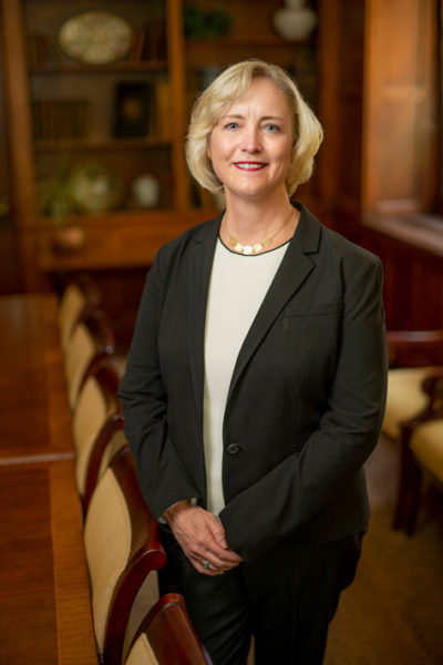 Susan R. Wente, interim chancellor and provost (Vanderbilt University)