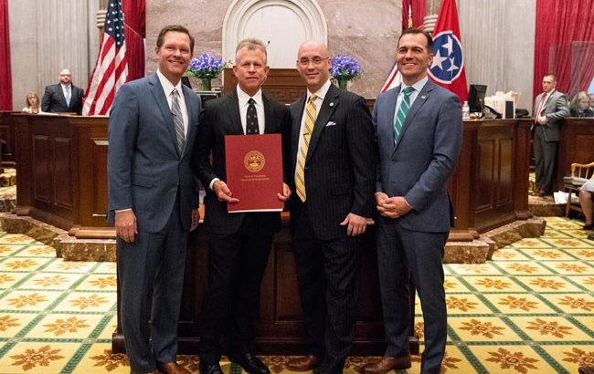 State legislature honors Corbin, VandyBoys
