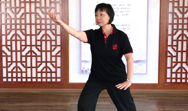Blair Academy is offering two sessions of adult tai chi this fall. (Vanderbilt University)