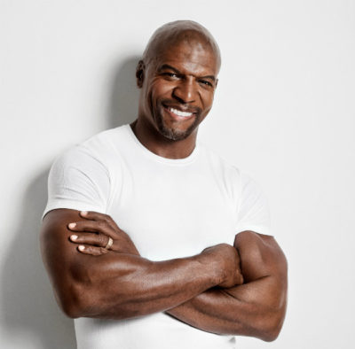 Terry Crews (photo courtesy of Benjo Arwas)