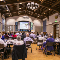 Unconscious Bias training with university leadership. Chancellor Wente, the Vice Chancellors and Deans gathered for a training on unconscious bias. Vanderbilt University (Anne Rayner/Vanderbilt)