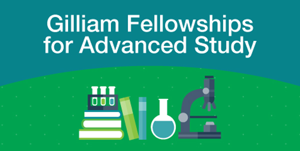 Gilliam Fellowships for Advanced Study
