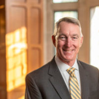 Gary H. Cheek, director of the Bass Military Scholars Program