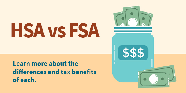 Open Enrollment 2019 HSA vs. FSA