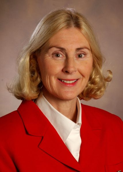 Ann Price, chair of Faculty Athletics Committee (Vanderbilt University)