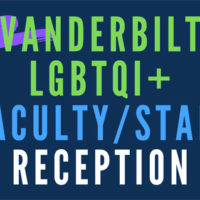 Vanderbilt LGBTQI+ Faculty and Staff Reception