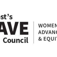 Provost's WAVE Council logo