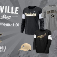 Barnes & Noble pop-up shop in Vandyville Sept. 21