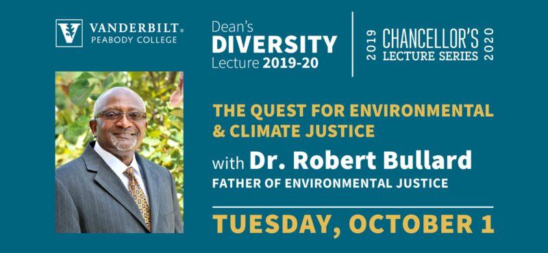 Photo for Robert Bullard, 'father of environmental justice,' to give keynote lecture Oct. 1
