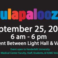 Flulapalooza 2019 is Sept. 25
