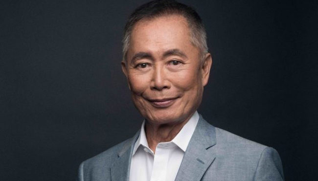 Photo for Actor and activist George Takei to deliver Chancellor's Lecture Oct. 2