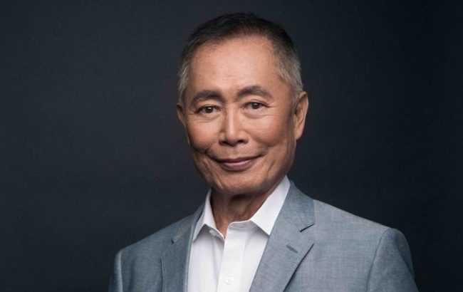 Actor and activist George Takei to deliver Chancellor's Lecture Oct. 2