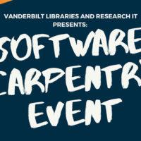 Software Carpentry Event